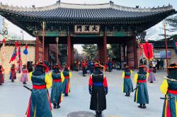 [서울] [덕수궁] 왕궁수문장 교대의식
