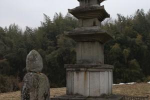 신룡동 5층 석탑