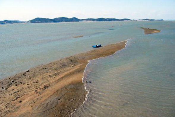 안악해수욕장(안악해변)