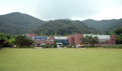 태조산공원 청소년수련원