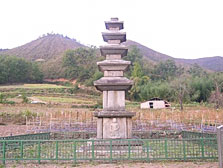 봉천리 5층석탑