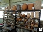 아산 도자기 공장