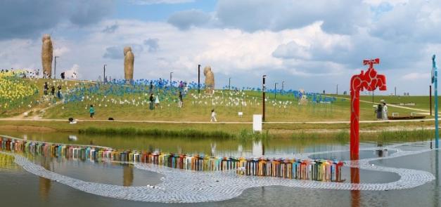 파주 임진각 (평화누리공원)