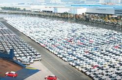 울산현대자동차공장