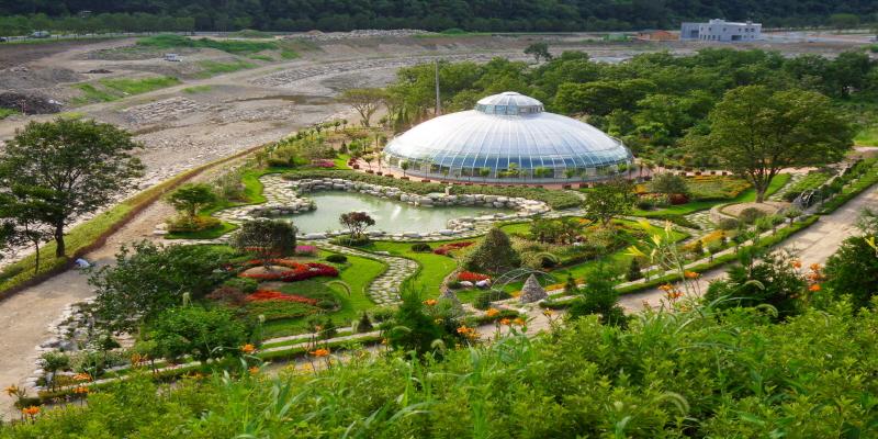 무궁화 테마식물원