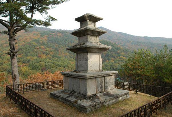선본사3층석탑