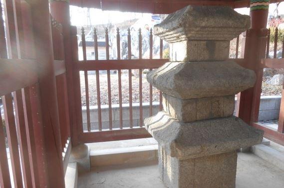 읍하리 3층석탑