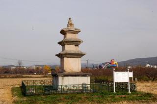 경주 천군동 동서삼층석탑