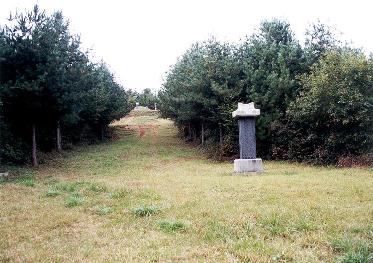 춘천한백록묘역및정문