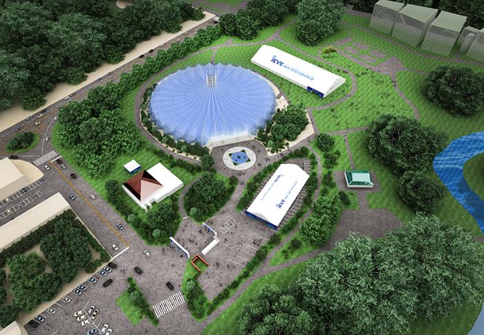 국제전기자동차엑스포 2019