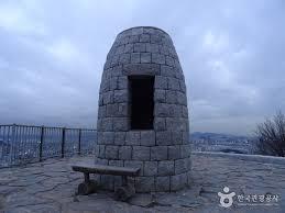 무악산동 봉수대터