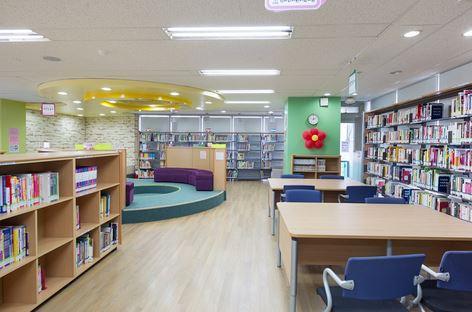 인천 석바위 어린이도서관