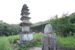 신룡동오층석탑01