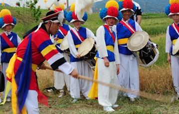 광산우리밀 축제
