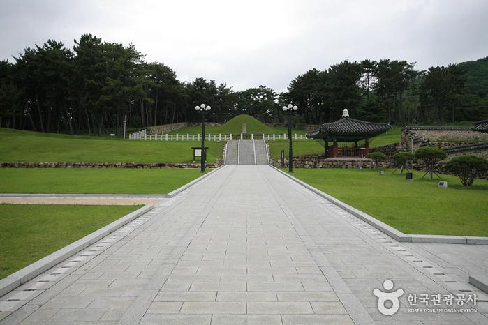 김해 수로왕비릉