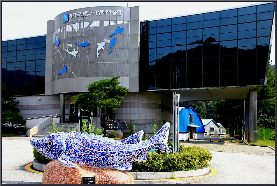 양평 민물고기 생태학습관