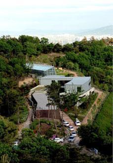 영인산 수목원