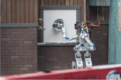 자연을 흉내낸 재난 구호 '희망 로봇'