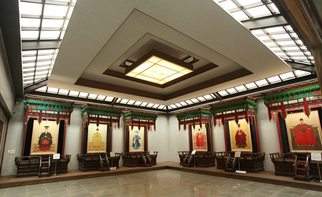 전주 어진 박물관