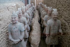 다문화 박물관 2층 중국관