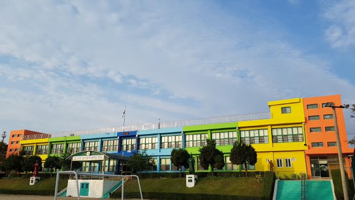 군내초등학교 DMZ 평화통일·생태 체험학습장
