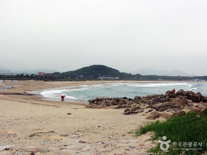 문암2리해변
