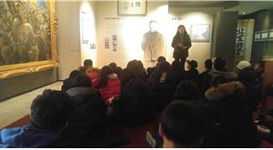 함께 떠나는 역사 여행(백범김구박물관)-응봉초[체험활동 사진] (2)