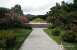 김유신장군묘