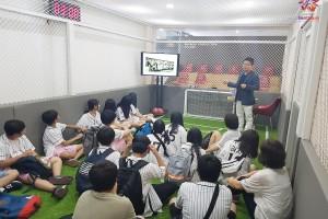 [풋볼팬타지움] 진로멘토링 강의 (2)