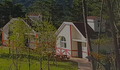 부산 달음산 자연휴양림