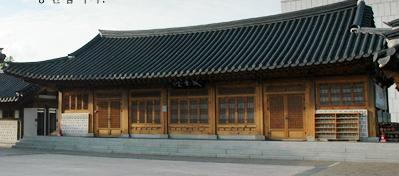 전주한벽문화관