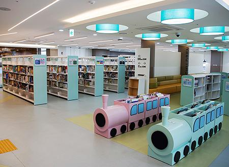 강동구립천호도서관