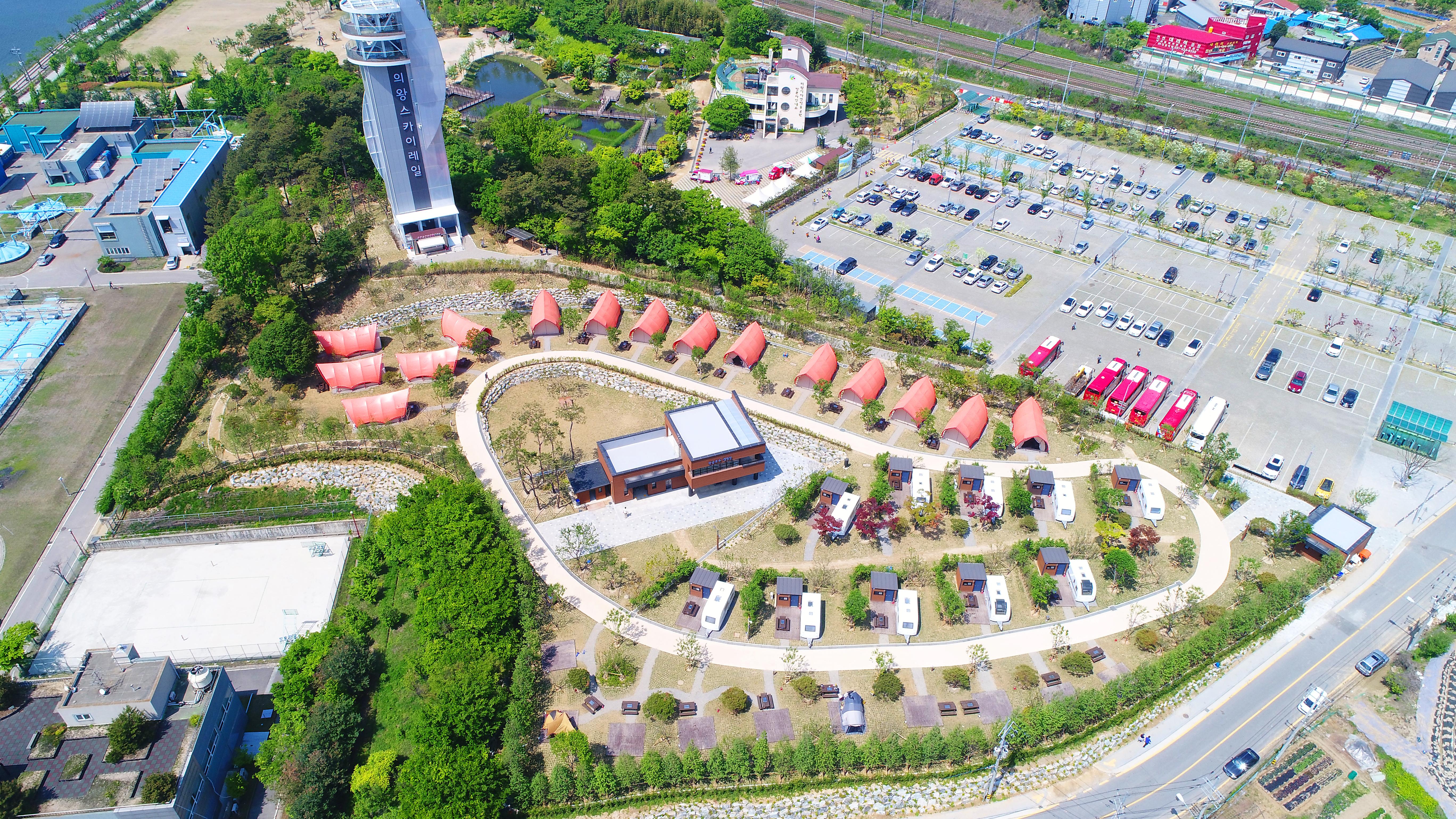 왕송호수캠핑장