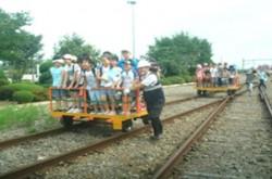 [전북] 한국철도공사 꿈을키워나가는익산역철도체험학습장