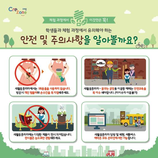 [크레존] 교사대상 진로체험 콘텐츠_카드뉴스_서울새활용플라자(환경)5