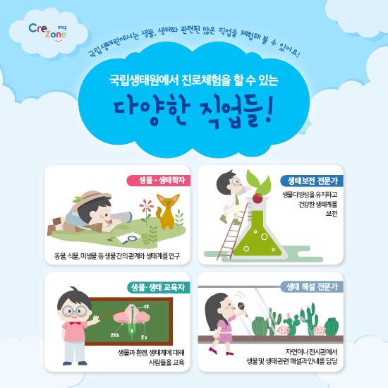 [크레존] 교사대상 진로체험 콘텐츠_카드뉴스_국립생태원(생태)6