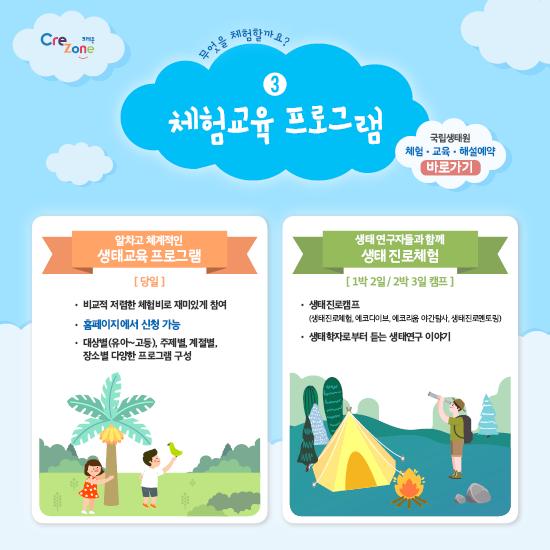 [크레존] 교사대상 진로체험 콘텐츠_카드뉴스_국립생태원(생태)9