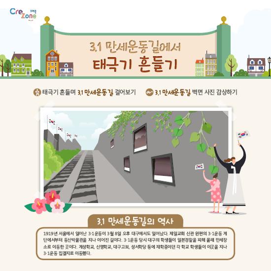 [크레존] 교사대상 진로체험 콘텐츠_카드뉴스_대구 근대문화골목(역사)7