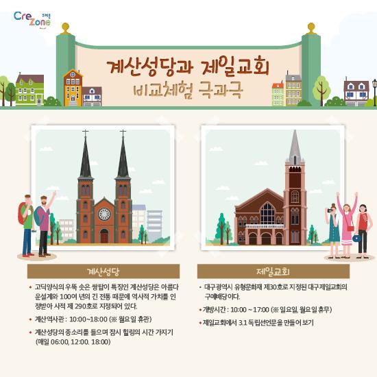 [크레존] 교사대상 진로체험 콘텐츠_카드뉴스_대구 근대문화골목(역사)8