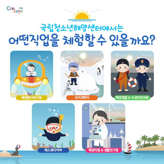[크레존] 교사대상 진로체험 콘텐츠_카드뉴스_국립청소년해양센터(해양환경)6