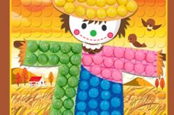 [경기] [의정부시육아종합지원센터민락점] 허수아비 모자이크 (플레이콘)