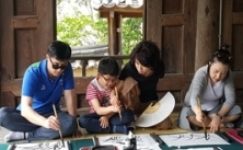 [경북][경주문화원] 문향에 깃든 서예문인화체험