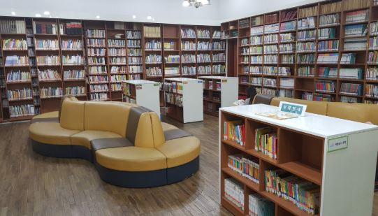 누리마루작은도서관