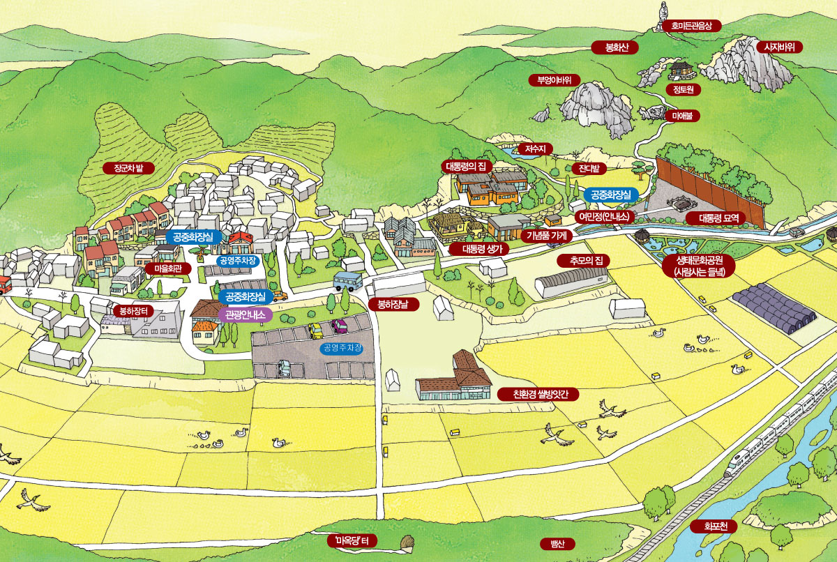 봉하마을생태문화공원