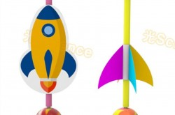 [제주][제주항공우주박물관] 교육프로그램 - 탱탱볼 점핑 로켓