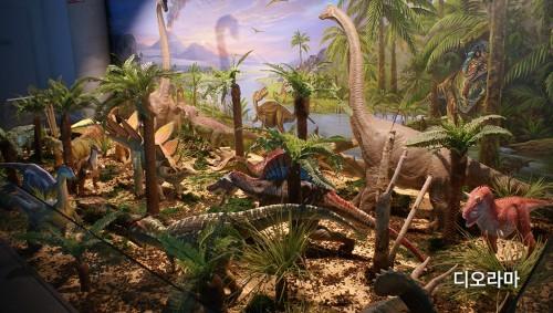 VR공룡박물관