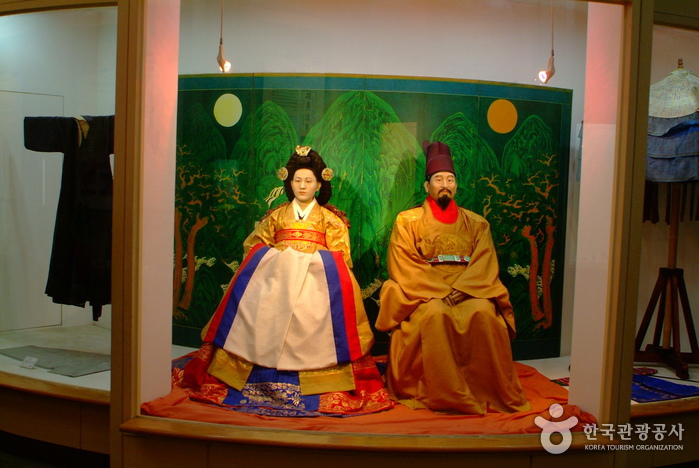 명성황후 숭모제