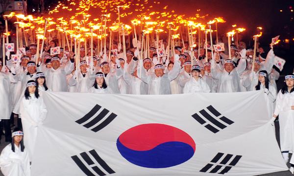 3.1운동 기념 아우내 봉화축제
